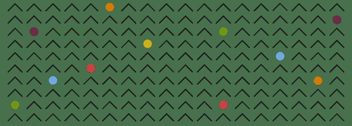 Juan fon mönster design av Live Reklambyrå