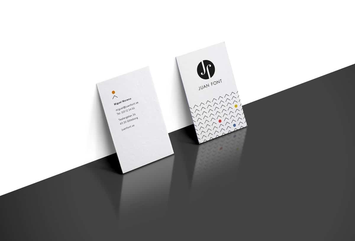 Live Reklambyrå webbdesign Juan Font