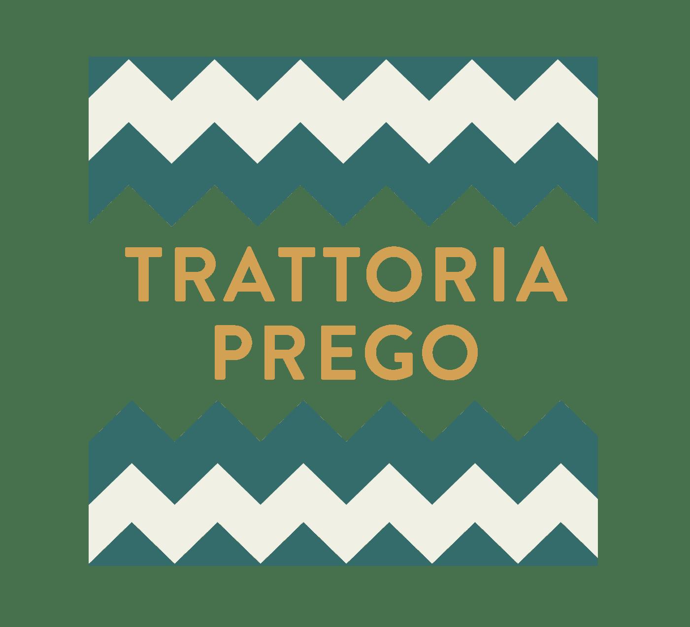 Trattoria Prego Logoype by Live Reklambyrå