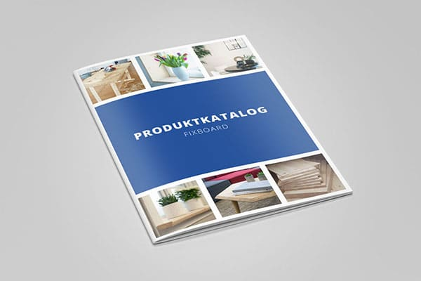 Ess enn produktkatalog framsida