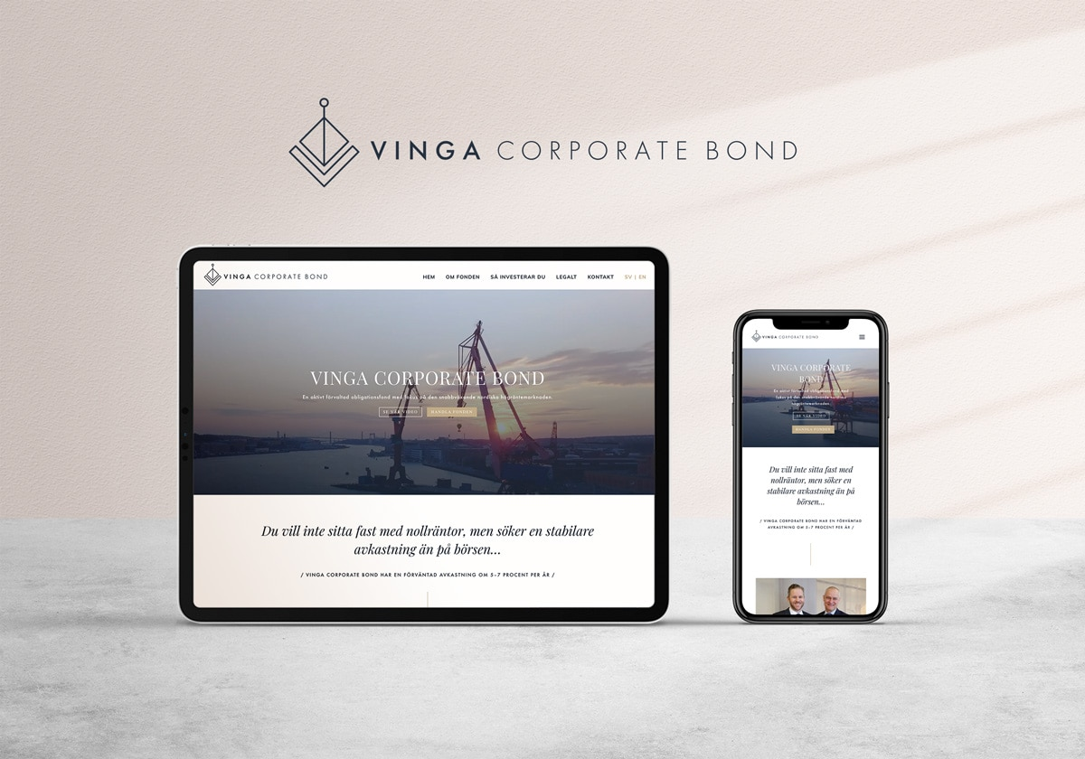 Vinga Corporate Bond